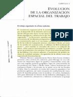 Técnica y Arquitectura en la Ciudad Contemporánea - Cap.5 - Evolución Organización Trabajo