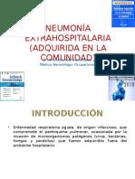 Neumonía Extrahospitalaria (Adquirida en La Comunidad) (5)
