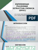 Enfermedad Pulmonar Obstructiva Crónica (1)