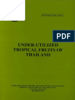 B Fruits Tropical Fruits of Thailand FAO