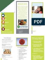 food allergy brochure crd 2 2