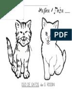 Ficha Dúo Gatos