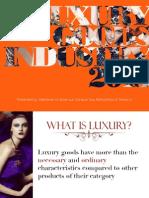 luxuryindustry