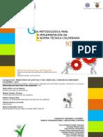 guiaía de Implementación NTC5906 - Julio de 2013