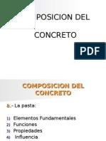 3.1. Concreto Composicion