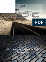 Design of Rigid Pavement
