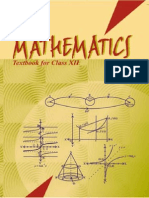 Mathematics Part I (Class XII)