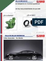 Fallas en Sellos Mecanicos 18-Julio-2014