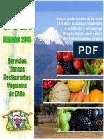 vegano en Chile