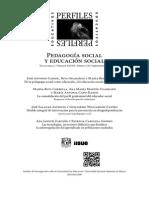Pedagogia Social y Educacion Social
