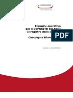 Manuale Bilanci Versione 2015 Rev