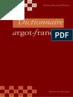 Argot Francais
