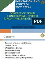 04 Signal Cond Bridge systems
