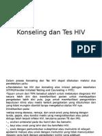 Konseling HIV