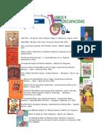 Libros y Discapacidades