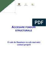 Accesare Fonduri Structurala