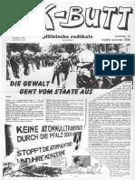K-BUTT. Välzische Pfolxzeitung. Nr. 14
