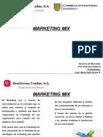 Marketing Mix Empresa DUSA