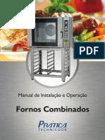 Manual Fornos Combinados Pratika