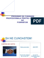 Suport Curs Formator