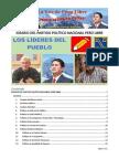 Ideario Del Partido Político Nacional Perú Libre-ilustrado