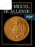 1972 - Francisco de La Maza - San Miguel de Allende