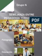 pedagogayeducacin-