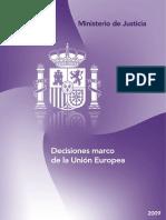 UE Decisionaes Marco