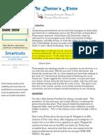 smart cuts template