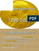 The Nobel Peace Prize m
