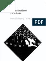 Introduccion Al Sonido y La Grabacion (F. Rumsey)