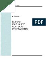 El Perú en El Contexto Internacional