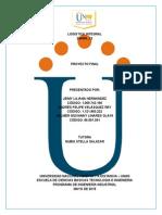 Logistica Integral de distribución fisica Canal de distribución