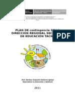 Plan de Contingencia -2011