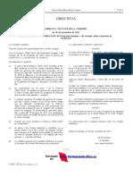 Directiva Europea Nuevos Permisos de Conducir