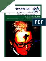 Pentecost Messenger 2015