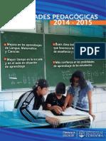 Prioridades 2014-2015
