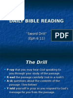 BR1a. Devotional Bible Reading