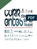 Programa -Web- CdE15 3 Correntes d'Escritas