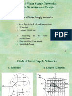 Water Supply networks