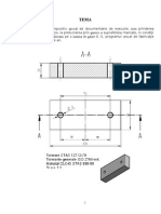Găurire proiect- proiectarea dispozitivelor tcm
