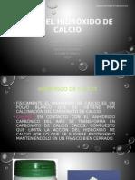 Hidroxido Calcio