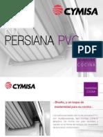 persianaPVC CYMISA