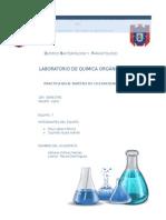 Sintesis de Ciclohexano Practica 8