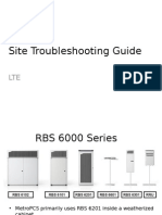LTE Site Troubleshooting Guide