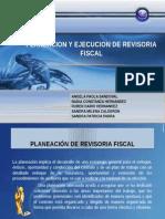 Planeacion y Ejecucion de Revisoria Fiscal