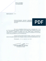 Veto ao Pl 534/2007