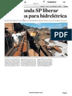Noticia - O estado de São Paulo - 13/08/14