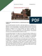 Universidad Nacional de Trujillo Completo