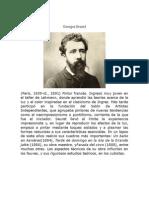 Pintores Del Puntillismo Biografias